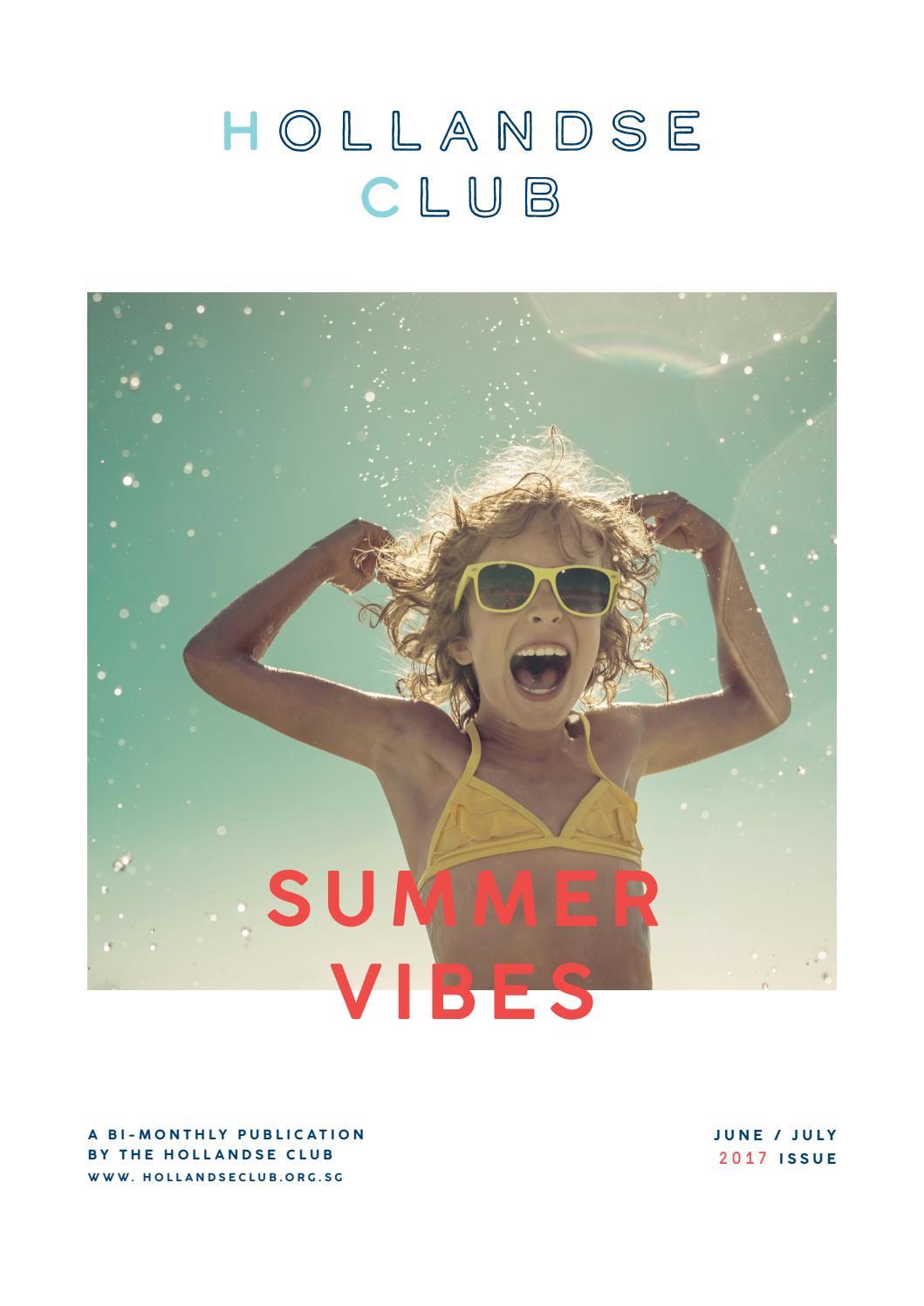 Hollandse Club The Magazine Jun Jul  By Hollandse Club Issuu