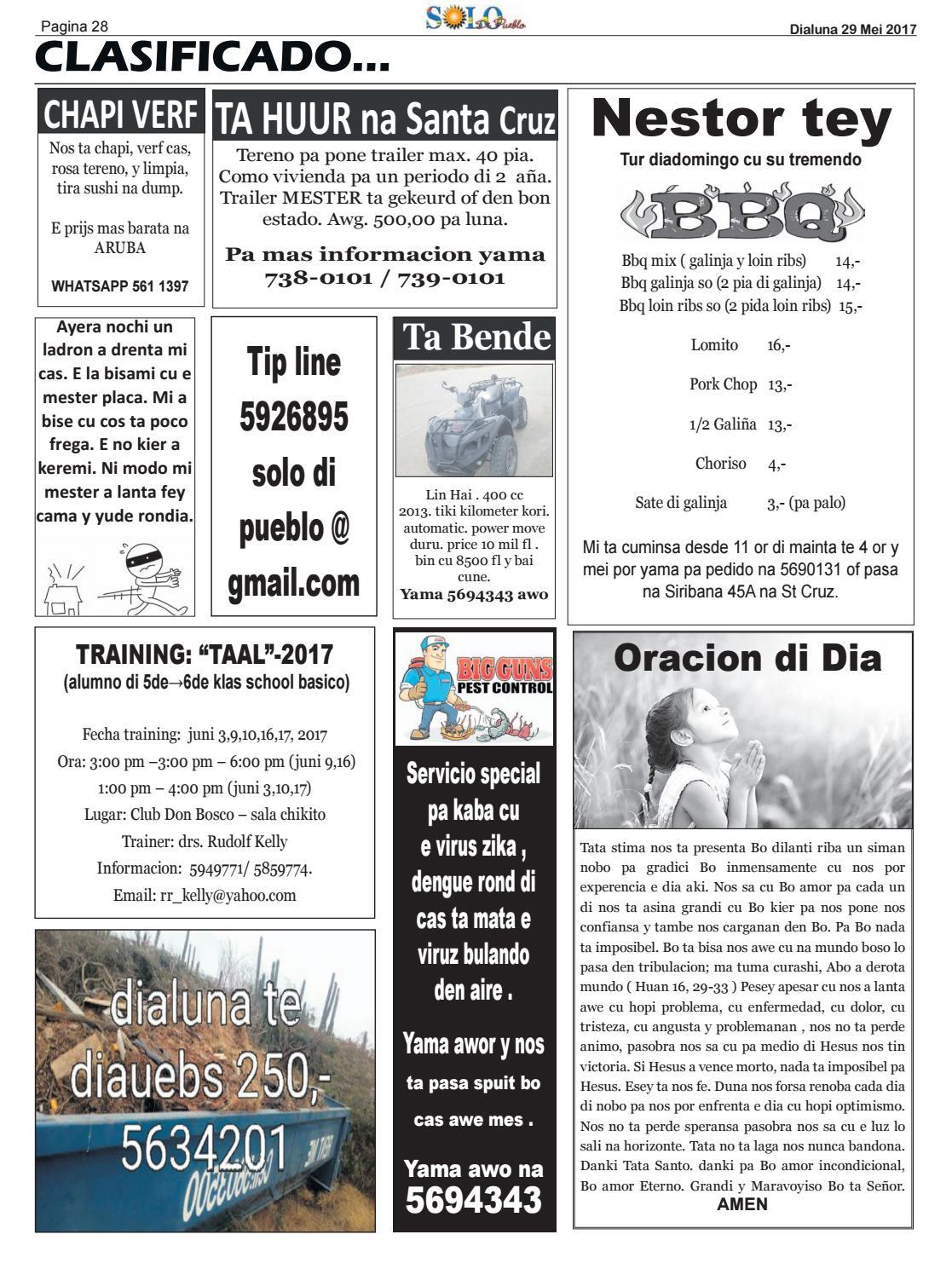 Dialuna 29 Mei 2017 By Solo Di Pueblo Issuu