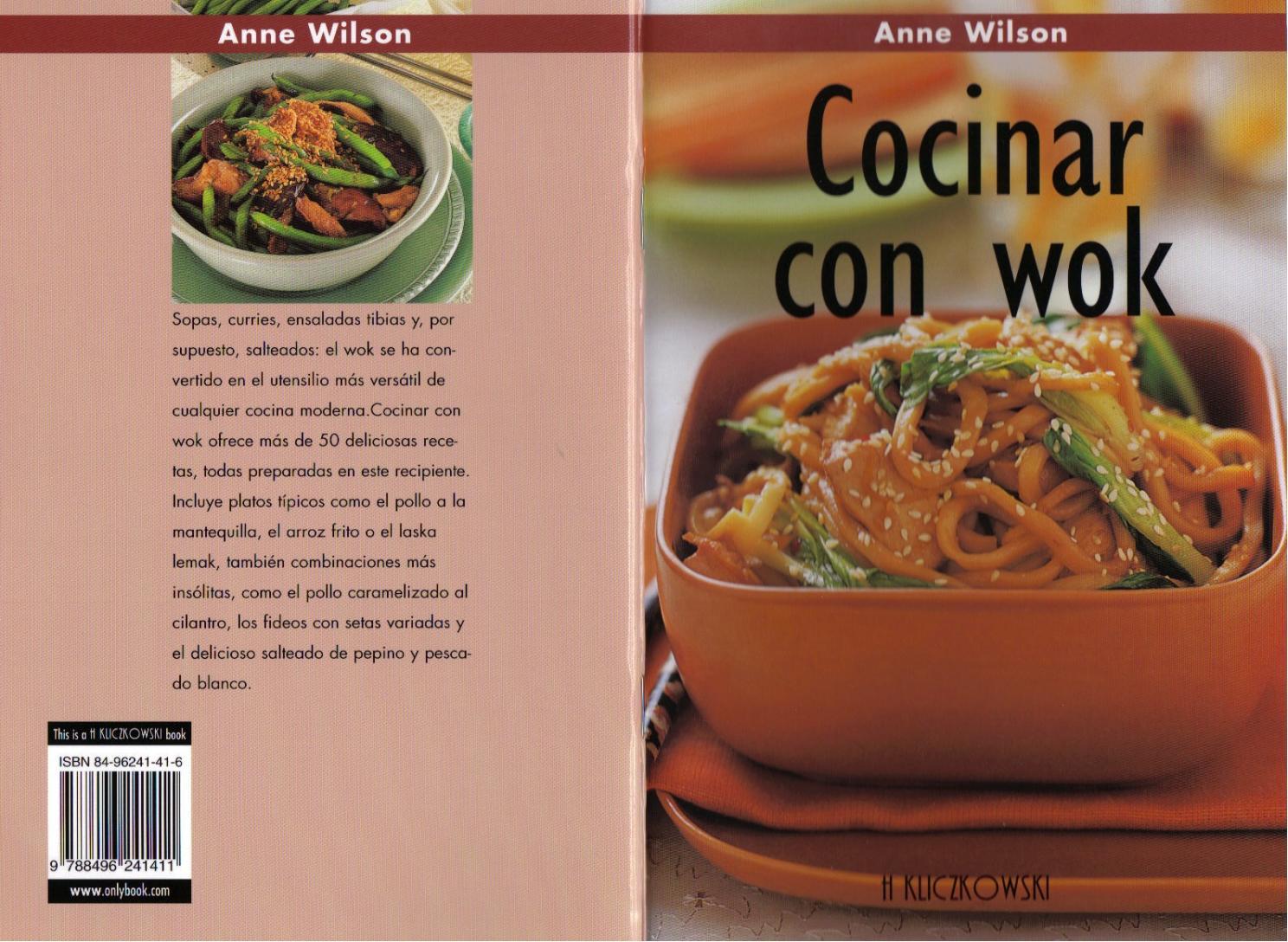 Cocinar con wok by anne wilson by manoel de oliveira issuu for Cocinar con wok