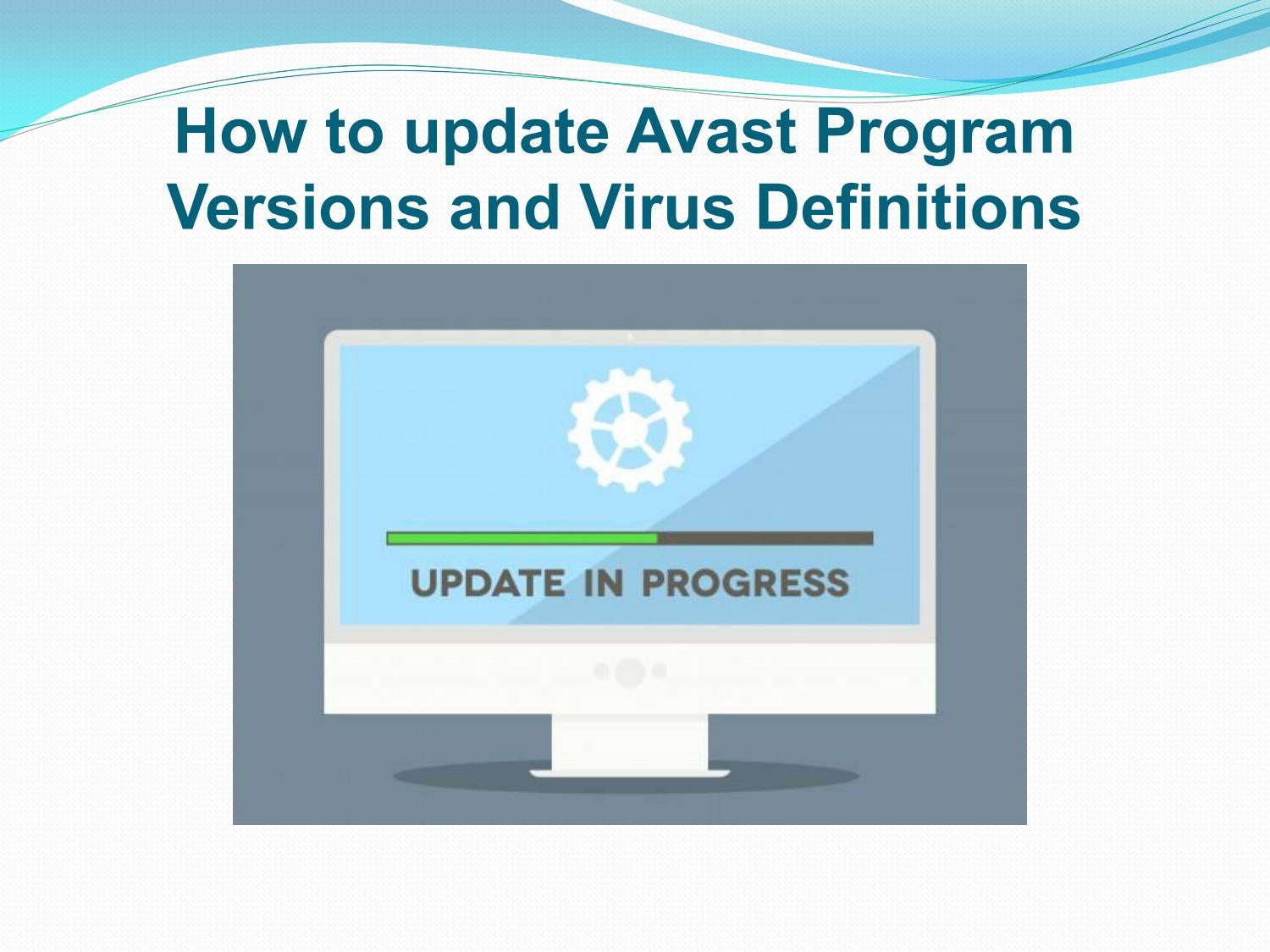 avast virus definition version