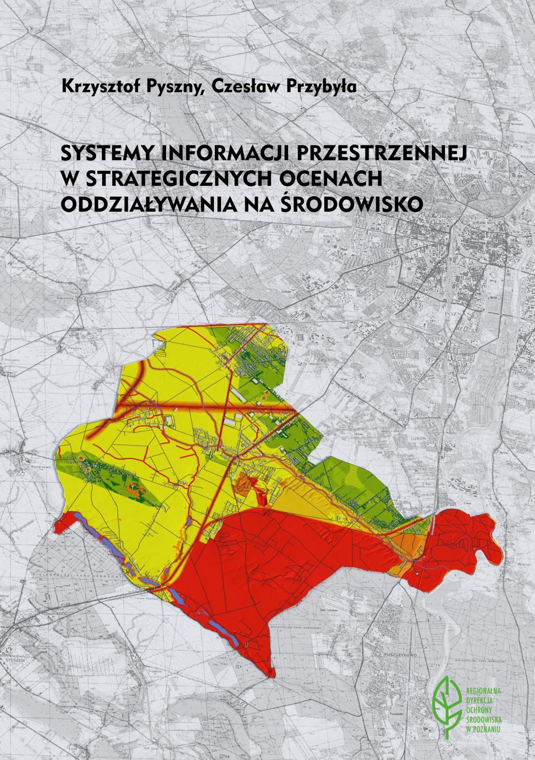 Systemy Informacji Przestrzennej W Strategicznych Ocenach