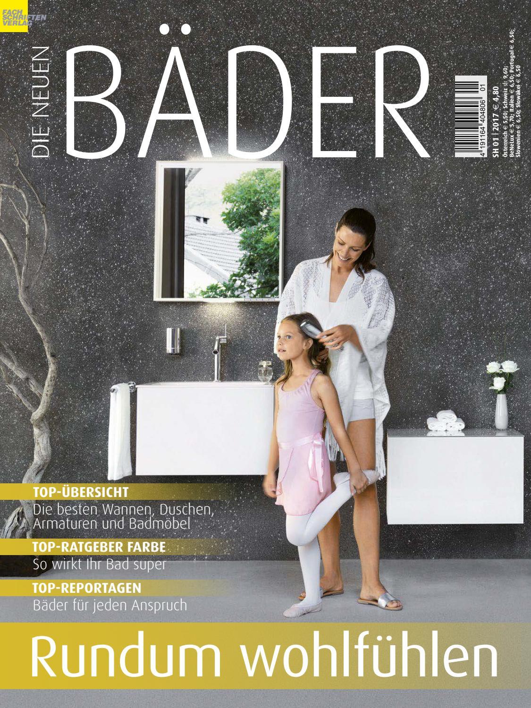 Die neuen Bäder 2017 by Fachschriften Verlag - issuu