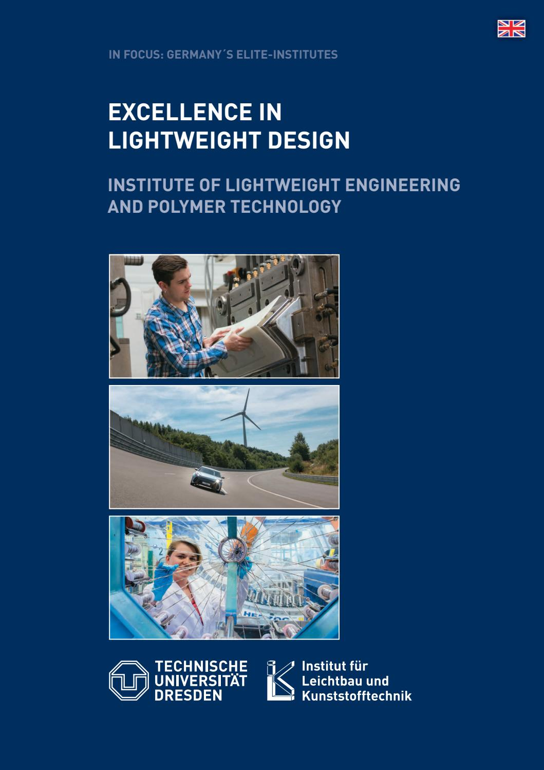 Excellence in Lightweight Design - The Institute of Lightweight ...