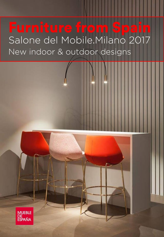 Salone Del Mobile Milano 2017 Indoor Outdoor Designs By  # Muebles Jaime Ibanez