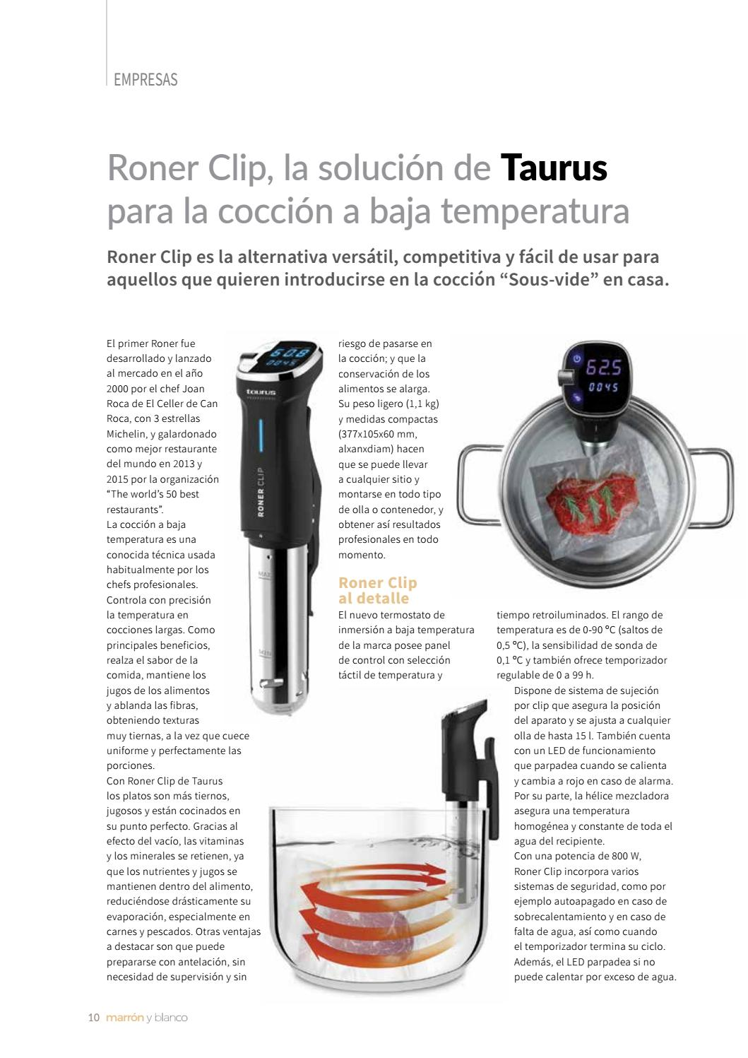 Marr n y blanco 415 by marr n y blanco issuu for Cocina a baja temperatura joan roca