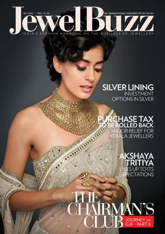 8d52ee08c GJF Gems & Jewellery Times, Feb-March Issue by All India Gems ...