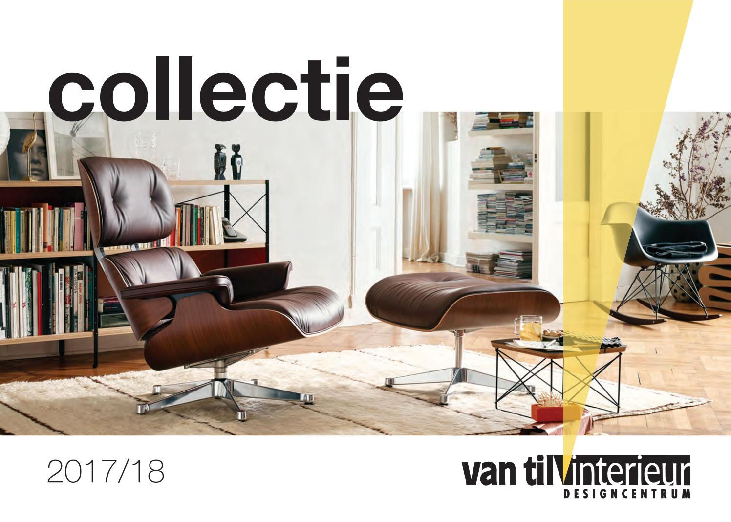 Jan De Bouvrie Tv Meubel Gamma.Collectieboek Van Til Interieur 2017 18 By Martijn Arends Issuu