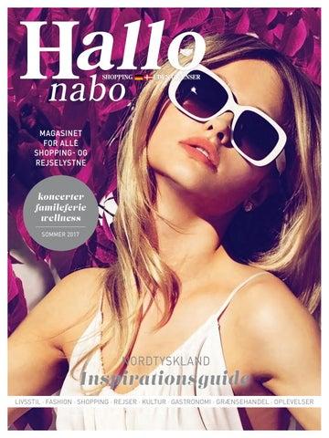 31abad2f4120 Hallo Nabo 5 nordtysk shopping feriemagasin Juni 2017 by gitte - issuu