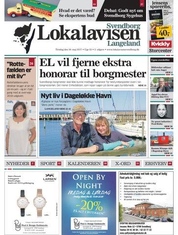b716c1b1fe88 Lokalavisen Svendborg uge 22 by Lokalavisen Svendborg - issuu