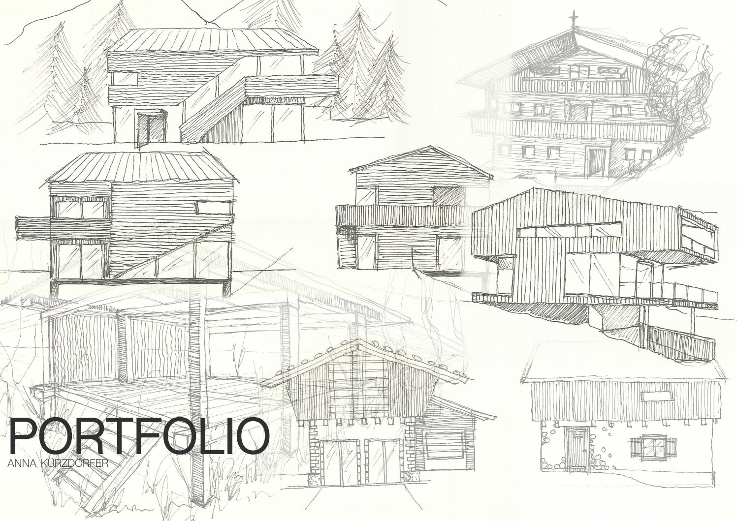 Portfolio Praktikum Architektur by Anna KU   issuu