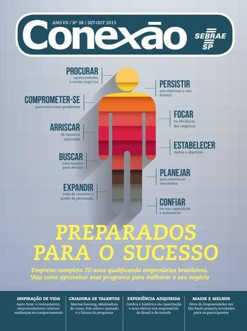 b67d4c1f7e2d1 Revista Conexão Sebrae-SP Set Out 2013 by Sebrae-SP - issuu