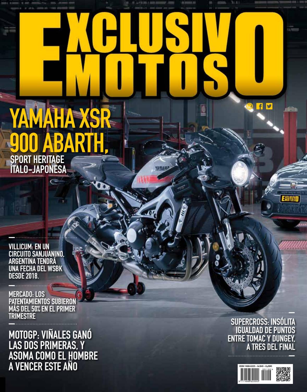 Circuito Villicum : Exm 158 mayo 2017 by exclusivo motos issuu