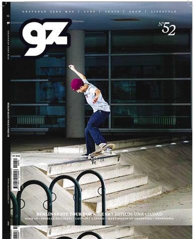 GZ MAG  52 by Gravedad Zero Mag - issuu fd6510dcd52