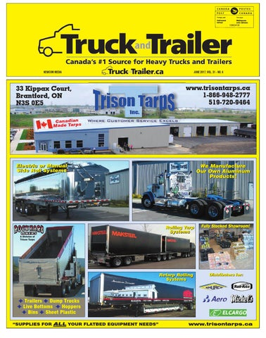 Truck and Trailer June 2017 by Annex Business Media - issuu