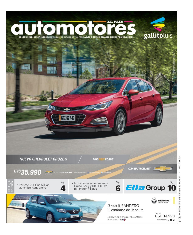 fc83fd1e302 Gallito 28 de Mayo de 2017 by Marketing HDL - issuu