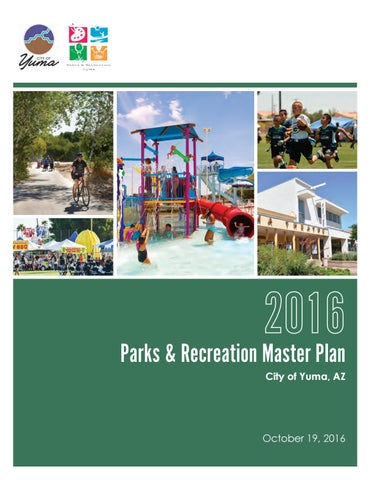 2016 Parks Recreation Master Plan 20161118 Adopted Small By Nleeman Issuu