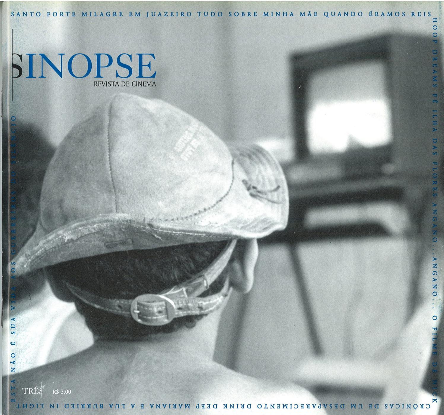 b43b1dcb30835 Sinopse 03 by CINUSP Paulo Emílio - issuu