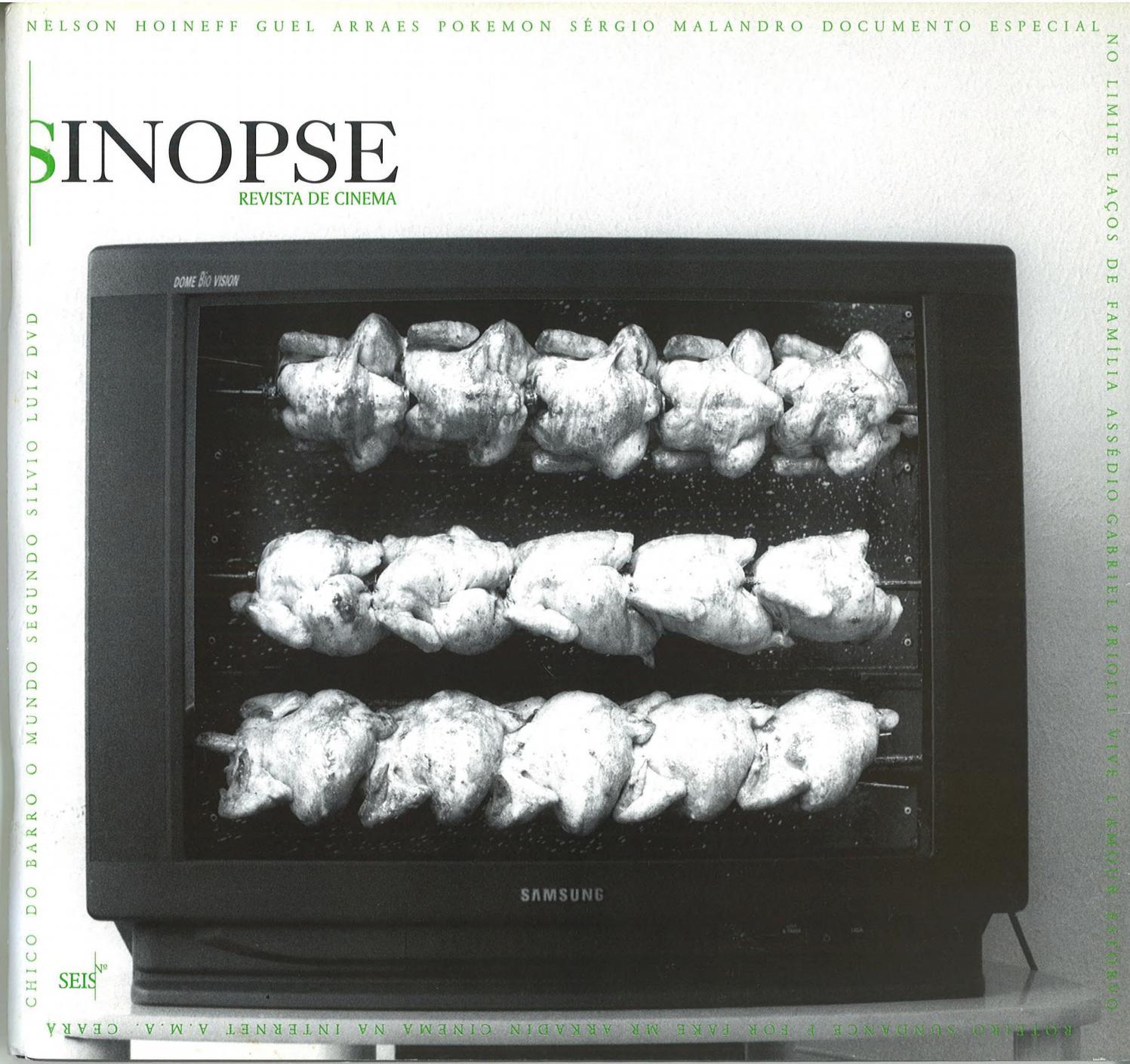 Sinopse 06 by CINUSP Paulo Emílio - issuu 2b59d689621