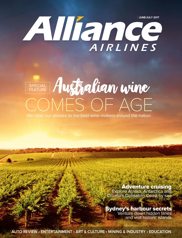 026aa2c578 Alliance June July 2017 by Edge In-flight Magazines - issuu