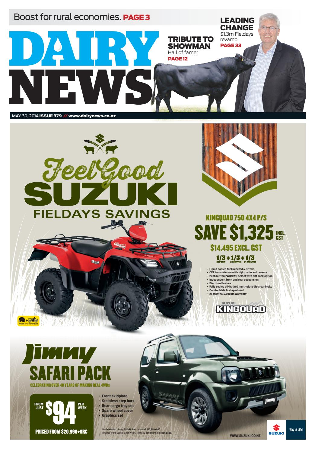 Dairy News 30 May 2017 By Rural Newsgroup Issuu John Deere D130 Belt Diagram Auto Cars Price And Release