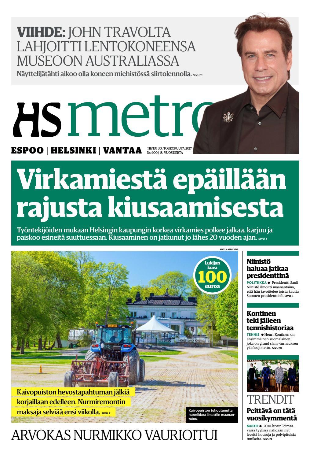 20170530 fi helsinki by metro finland - issuu 0ac7b1ef64