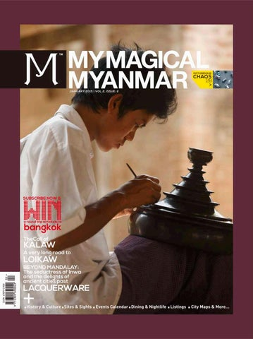 My Magical Myanmar (Vol-2,Iss-2) by My Magical Myanmar - issuu