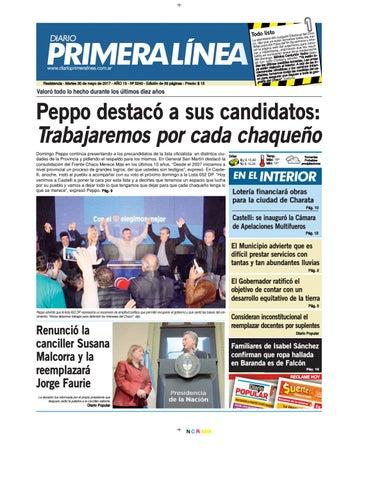Primera línea 5240 30 05 17 by Diario Primera Linea - issuu 7a2bbf9b56e1
