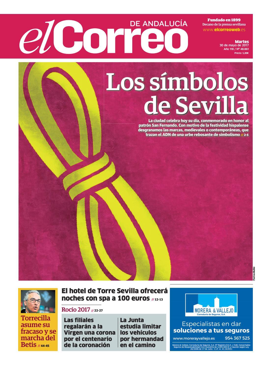 040c81b3aaf 30 05 2017 El Correo de Andalucía by EL CORREO DE ANDALUCÍA S.L. - issuu