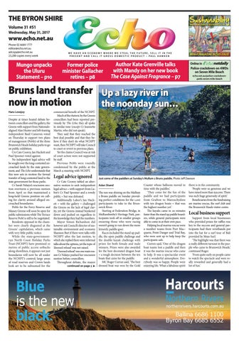 byron shire echo issue 31 51 31 05 2017 by echo publications issuu rh issuu com