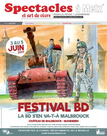 Spectacles Publications Metz n°291   Juin 2017 by SPECTACLES ... 71e93709341