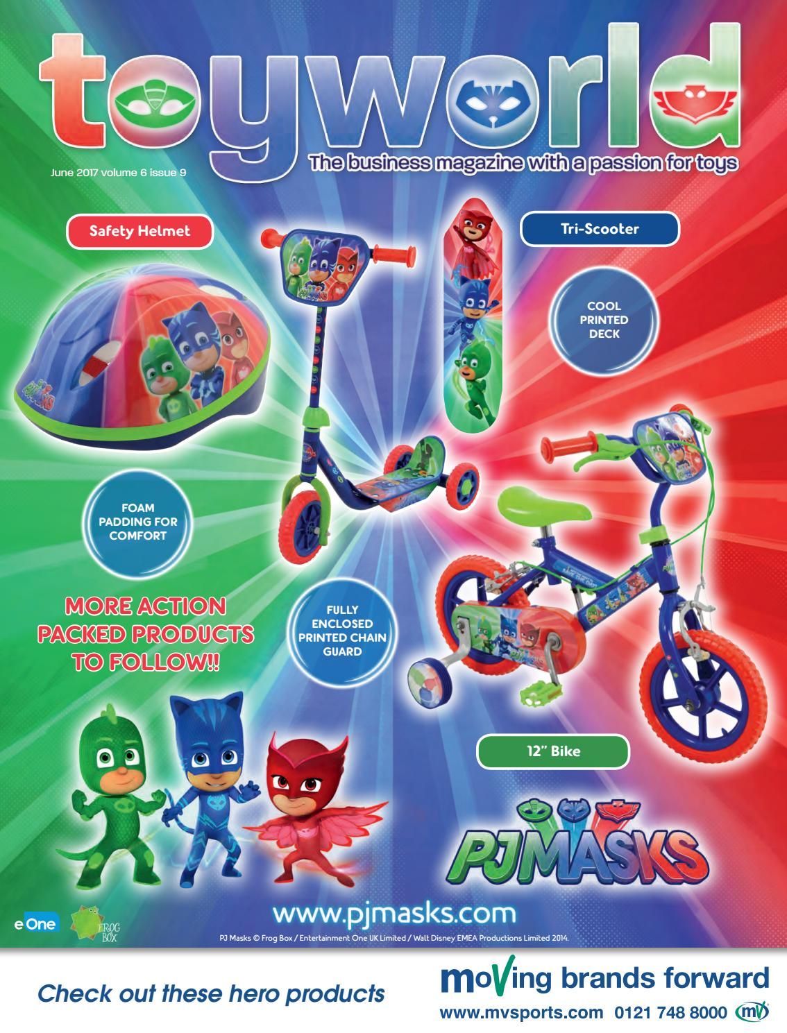 6b4d8f6f675 Toyworld june 2016 by TOYWORLD MAGAZINE - issuu