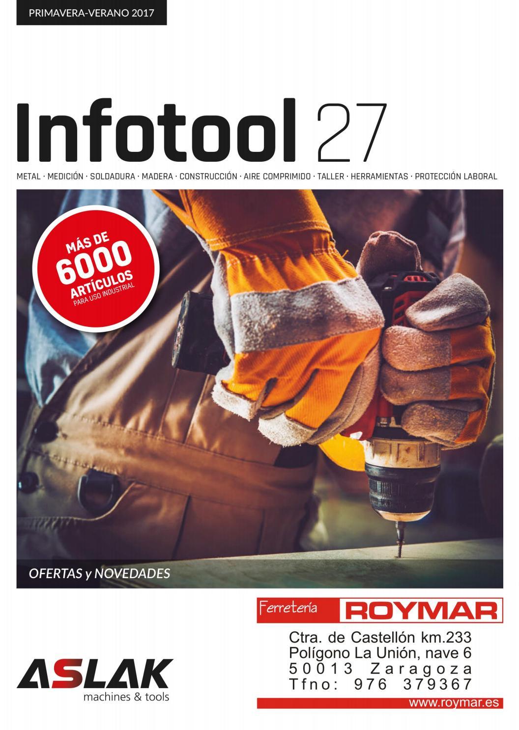Oferta industrial verano 2017 by Roymar - issuu