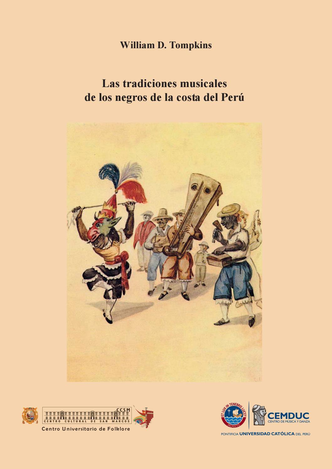 146598606 william d tompkins las tradiciones musicales de los negros ...