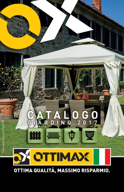 Cesena catalogo giardino 2017 by ottimax issuu for Catalogo giardino
