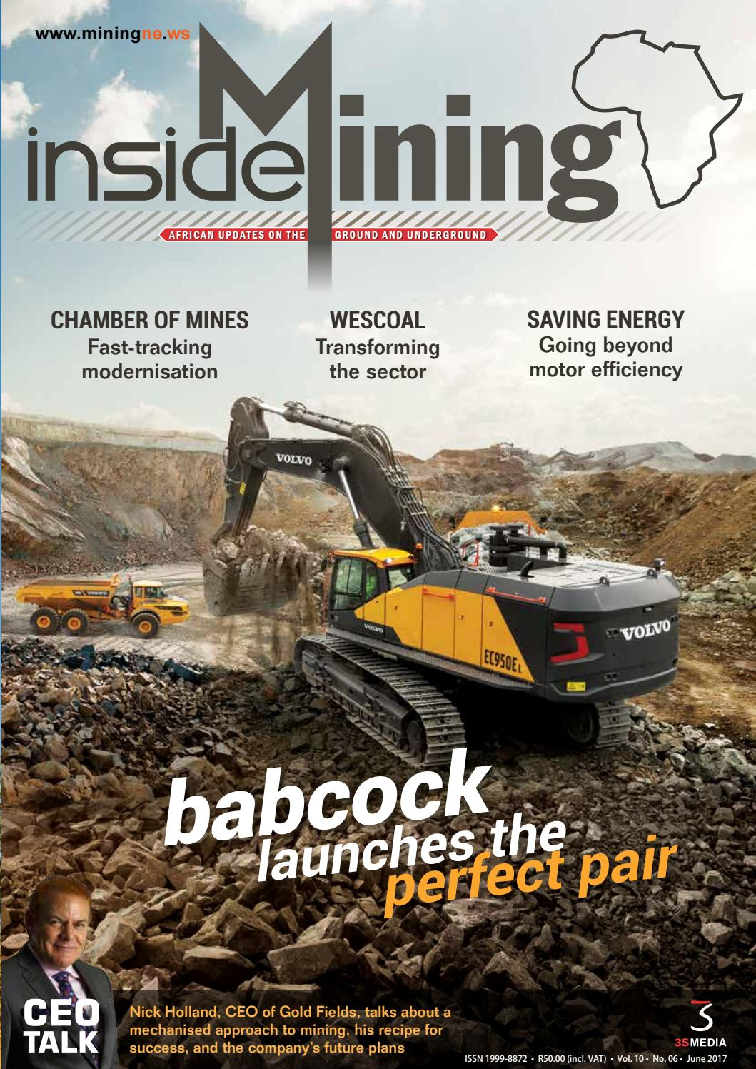 Inside Mining June 2017 By 3s Media Issuu Circuit Board Recycling Equipmentoffer Copper Wire Machine