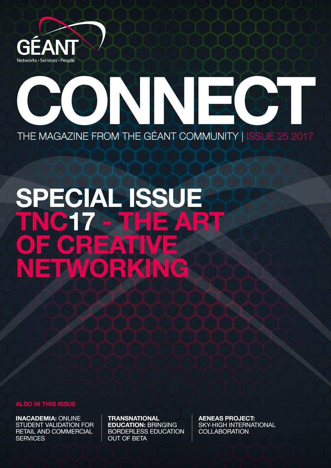 CONNECT 25 by GÉANT Publish - issuu
