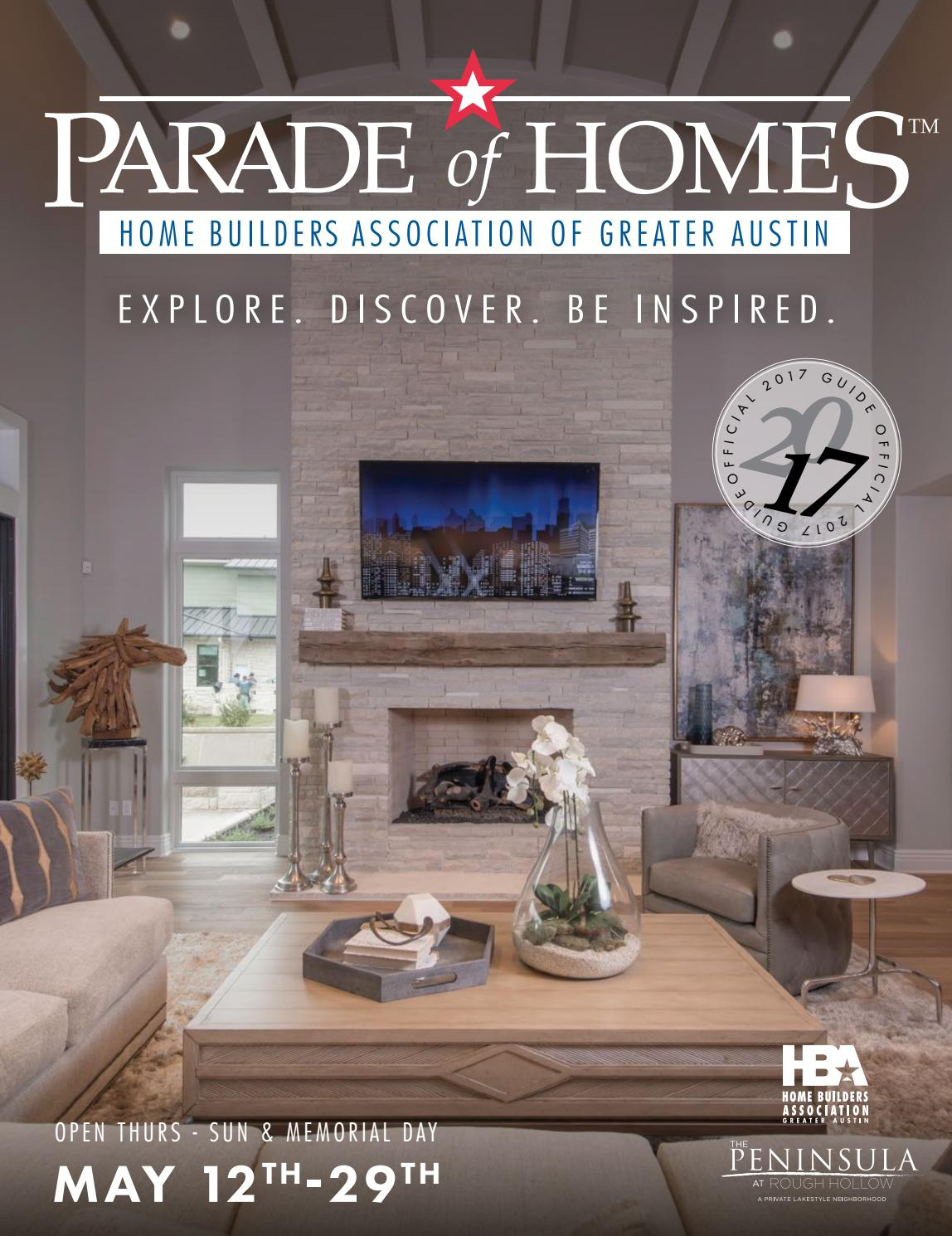 2017 Parade of Homes in The Peninsula