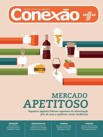 ff57cc6c2476e Revista Conexão Sebrae-SP Jul Ago 2014 by Sebrae-SP - issuu