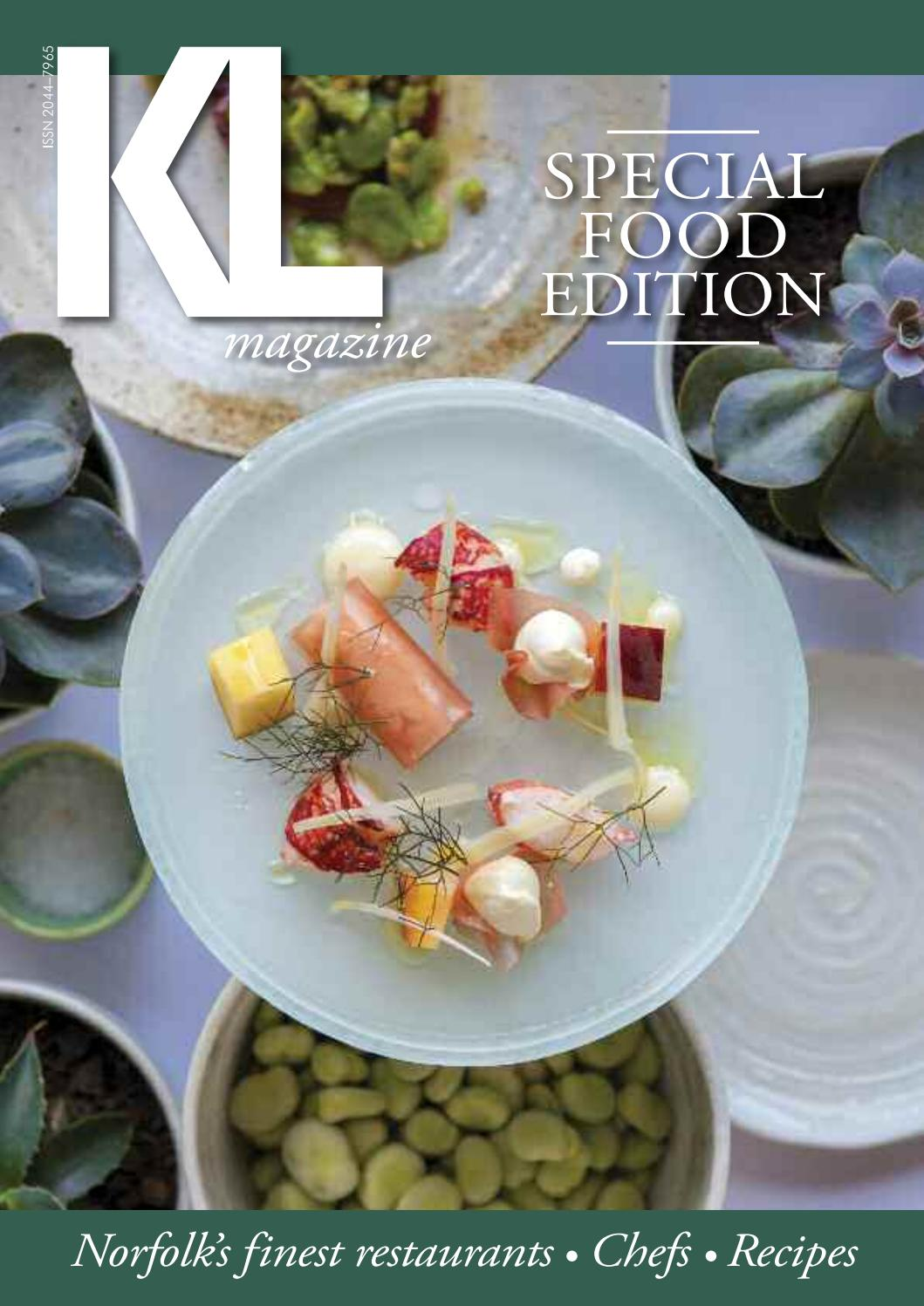 KL Magazine Special Food Edition by KL Magazine - issuu