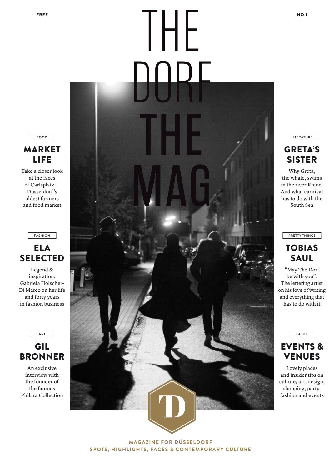 THE DORF • THE MAG No. 8 by THE DORF   issuu