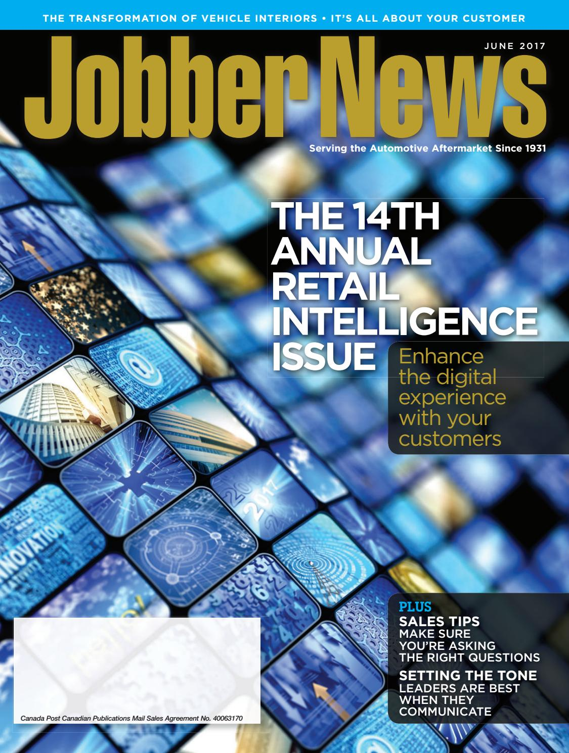 Jobber News June 2017 by Annex-Newcom LP - issuu