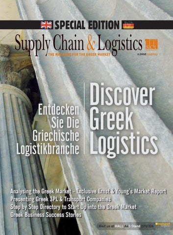 Discover Greek Logistics by OMIND CREATIVES - issuu