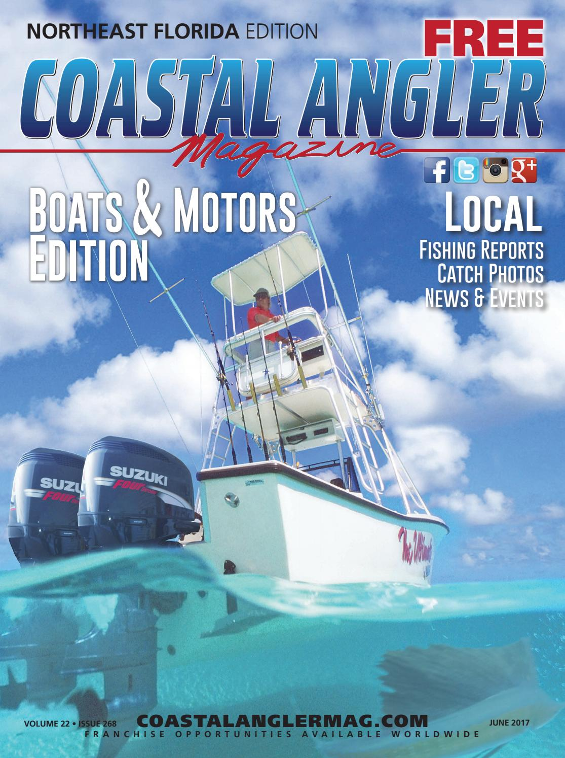 Coastal Angler Magazine - June / Northeast Florida by Coastal Angler  Magazine - issuu