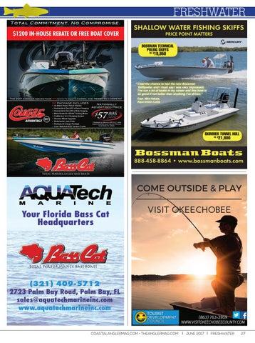 Coastal Angler Magazine - June / Tidewater, VA-Outer Banks, NC