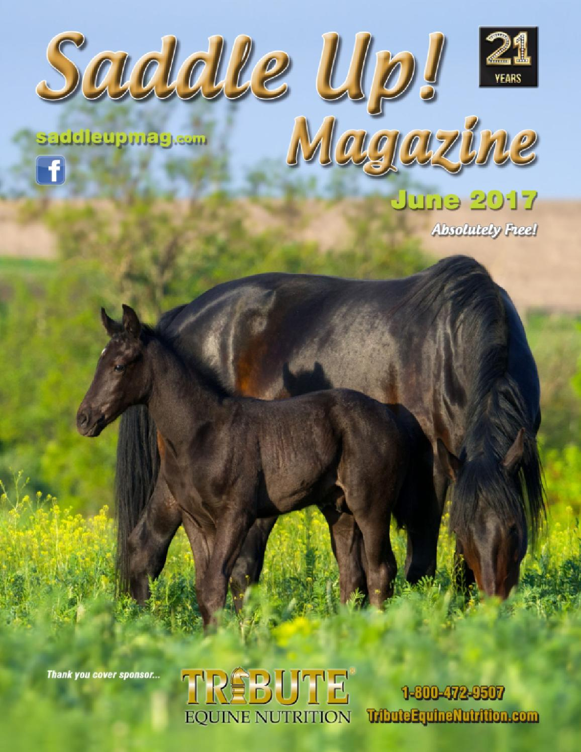 June 2017 Saddle Up Magazine By Issuu The Fourwire Electric Fence System Allows Landowners To Control Deer