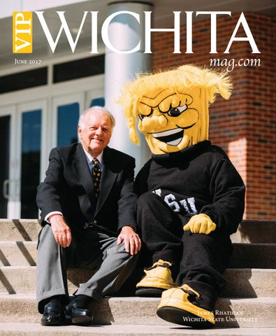 VIP Wichita Magazine - June 2017