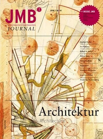 Jewish Museum Berlin: JMB Journal Nr. 14 by Jewish Museum Berlin - issuu