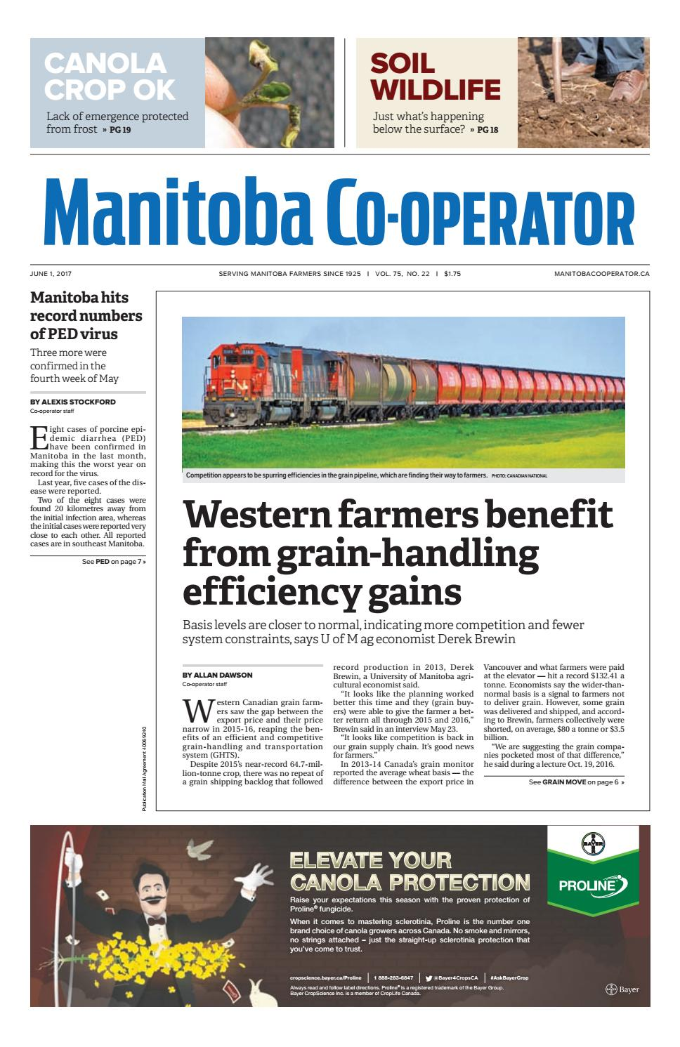 Manitoba co operator by Farm Business Communications - issuu