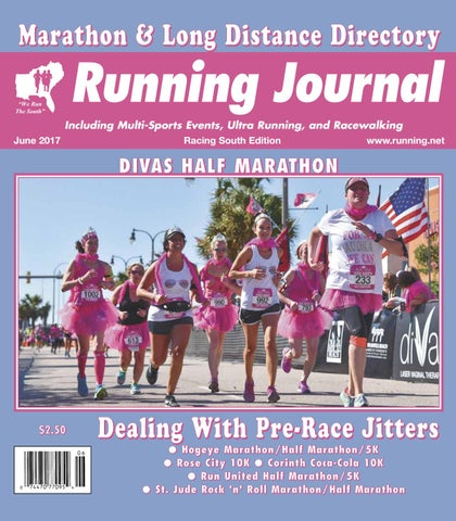 reputable site 622c1 03575 Page 1. Marathon   Long Distance Directory. Running Journal