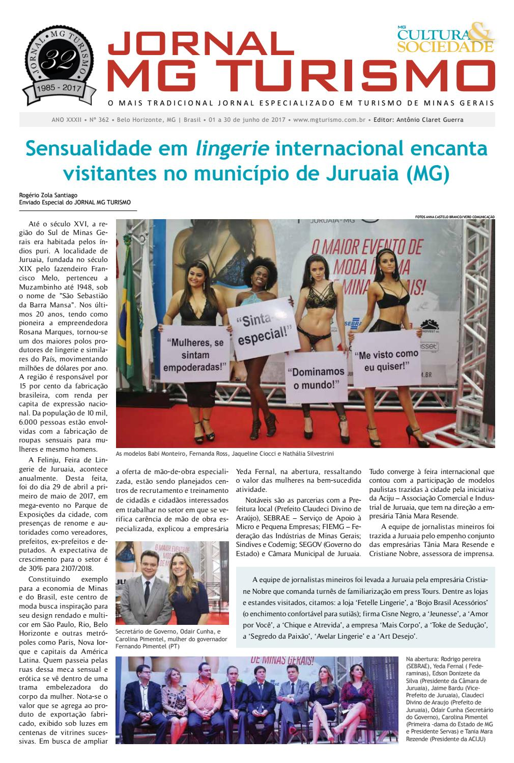 dcd045d11 Jornal MGTURISMO - Edição 362 - Junho 2017 by JORNAL MG TURISMO - issuu